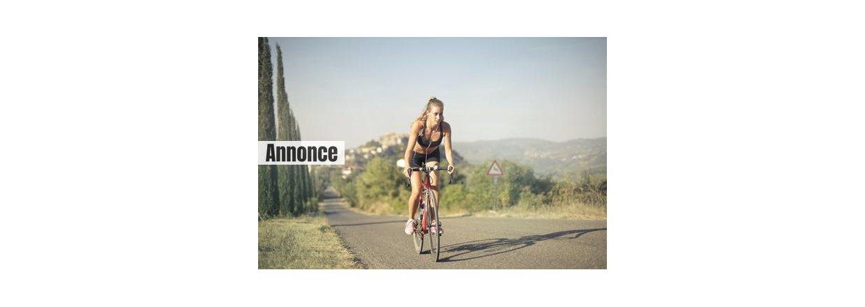 Få et bedre helbred, kør på cykel